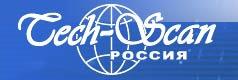 Лого Tech Scan Россия