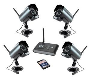 Беспроводные системы видеонаблюдения 1