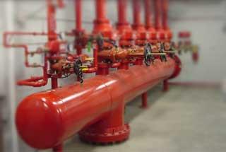 водонапорные баки противопожарного водопровода