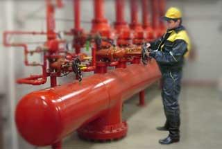 Ремонт противопожарного водопровода